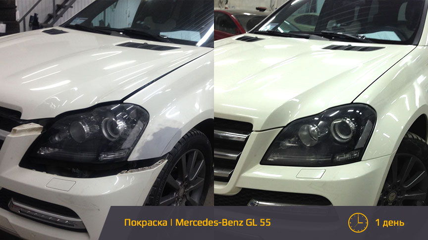 Mercedes-Benz GL 55